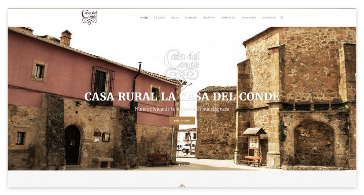 Casa Rural El Conde