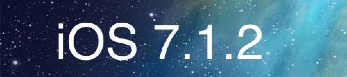 Posible lanzamiento de iOS 7.1.2